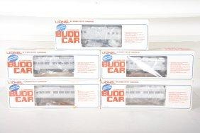 Lionel Mpc Budd Train Set