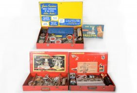 Ac Gilbert Erector Sets