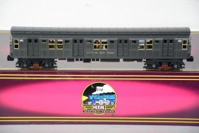 Mth 20-2554-3 R1 Subway Car Add-on Set