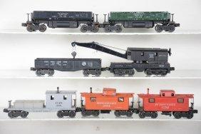 Lionel Postwar Freight Cars
