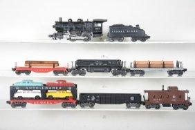 Lionel 1615 Steam Freight Set