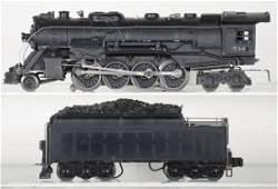 Lionel 736 Berkshire Loco, TLC