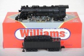 Williams Diecast Berk106 Berkshire Locomotive