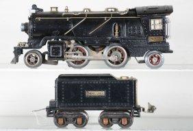 Unusual Lionel 262 Steam Loco