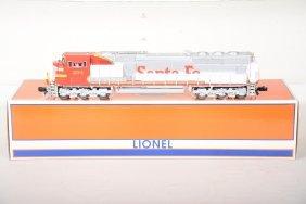Lionel 11561 Sf Sd75 Diesel