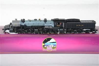 MTH 20-3360-1E Erie Tri-Plex Locomotive