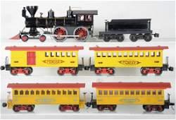 Thomas Ind Yellow Pioneer Set