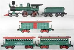 Thomas Ind Green Pioneer Set
