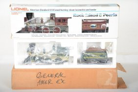 2 Lionel General Steam Locos