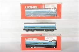 Lionel 8363/8364/8368 B&O F3 ABA Diesels