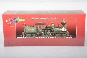 Bachmann 81199 Ely Thomas 36-ton Shay