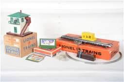 Boxed Lionel 310, 375 & 445 Accessories