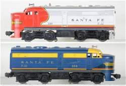 Lionel 220 & 204 Alco Diesels