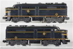 Nice Lionel 2032 Erie Alco Diesels