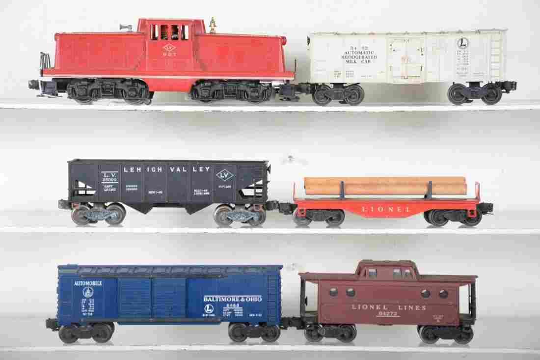 Lionel 627 Diesel Freight Set