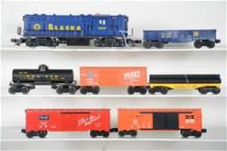 Modern Diesel Freight Set