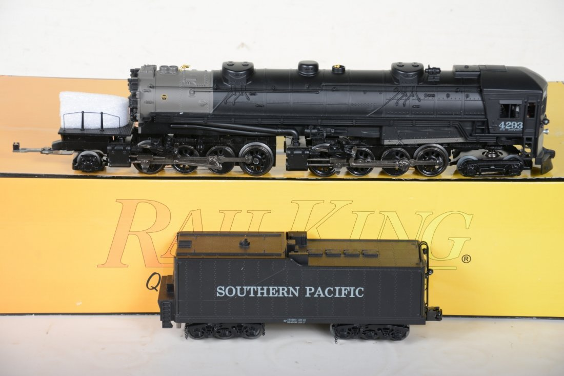 MTH RailKing 30-1649-1 SP Cab Forward, Proto 3