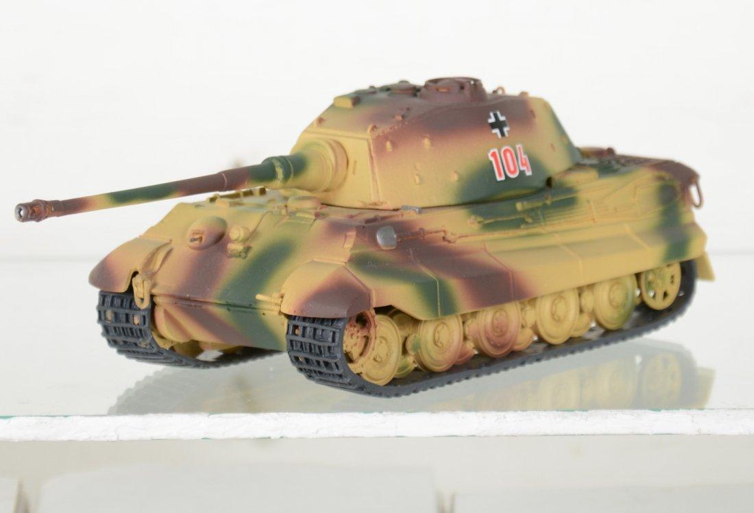 15 Gaso-Line Momaco Military Models - 2