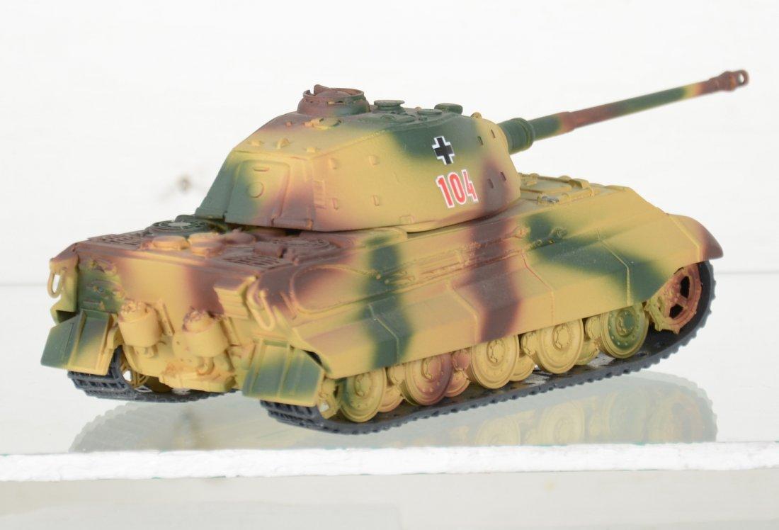 15 Gaso-Line Momaco Military Models - 3