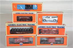 O Ga Lionel Freight Cars Plus