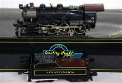 O Ga Weaver Brass PRR G5 10Wheeler