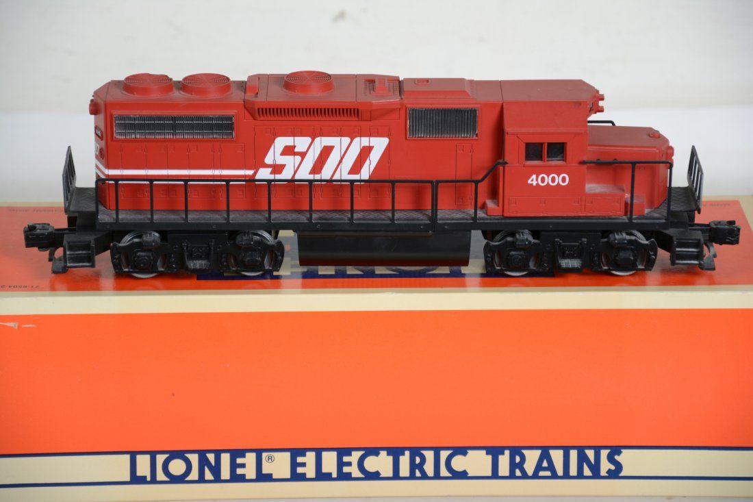 O Ga. Lionel 18825 SOO GP-38-2 Diesel