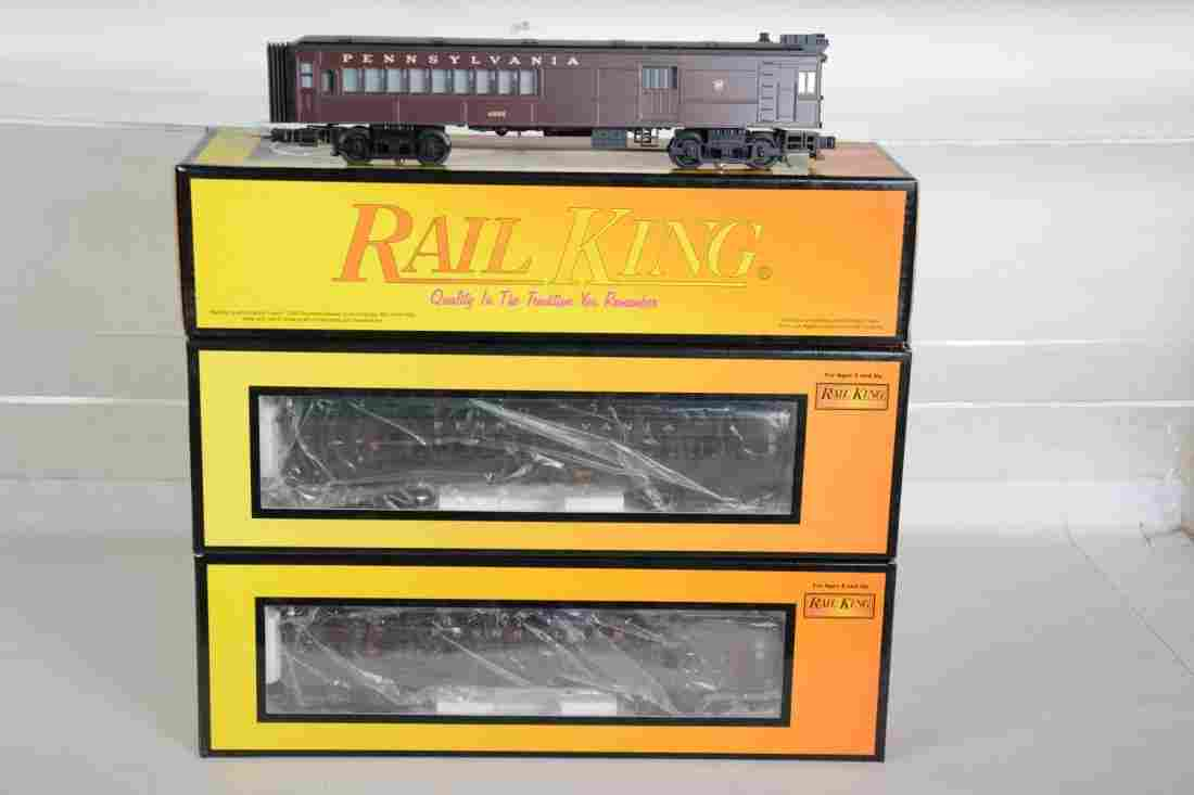 O Ga. MTH PRR Interurban Set