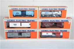 O Ga Lionel Freight Cars