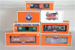 O Ga Lionel Modern NH Train Lot