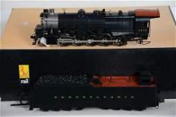 O Ga 3rd Rail Sunset Brass PRR I1 Locomotive