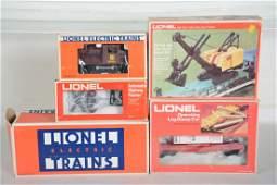 O Ga. Lionel Train & Accessory Lot