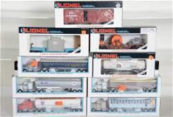 O Ga. Lionel Truck & Trains Lot