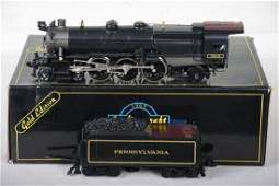 O Ga Weaver Brass PRR K4s Pacific