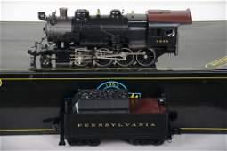 O Ga Weaver Brass PRR H10 Consolidation