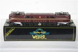 O Ga Weaver Brass PRR GG1 Electric