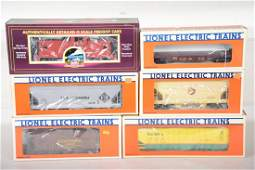 O Ga Lionel  MTH Freight Cars