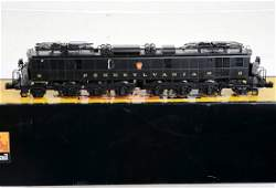O Ga 3rd Rail Sunset Brass PRR FF2 Electric