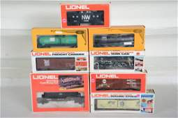 O Ga Lionel MPC Freight Cars