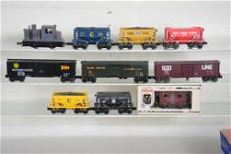 O Ga. Modern Diesel Freight Set