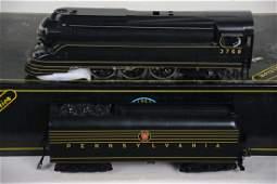 O Ga Weaver Brass PRR Torpedo Locomotive