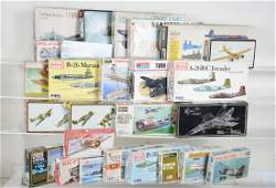 Vintage Model Airplane Kits