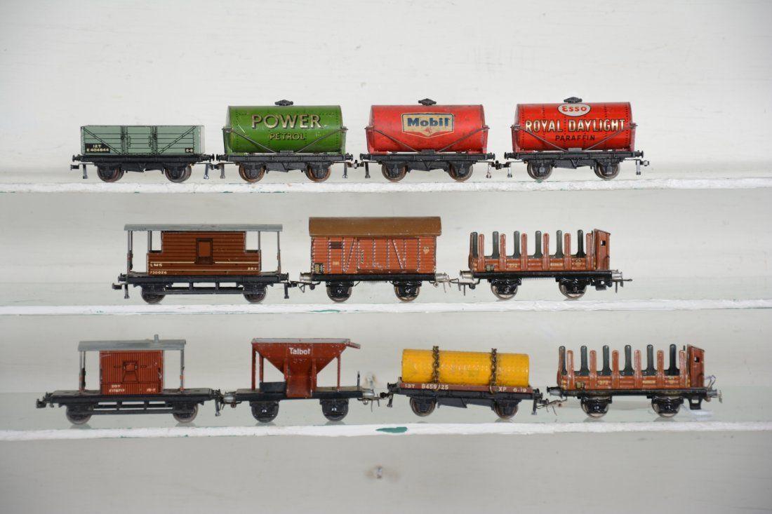 Marklin & Hornby HO Freight Cars