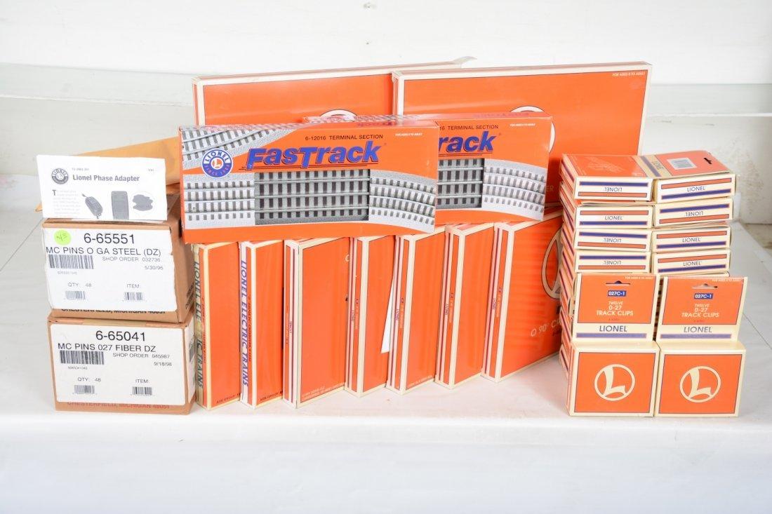 Store Stock Lionel Track & Accessories
