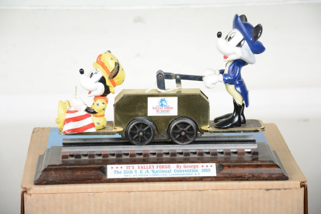 Boxed Pride Lines 1989 TCA Valley Forge Handcar