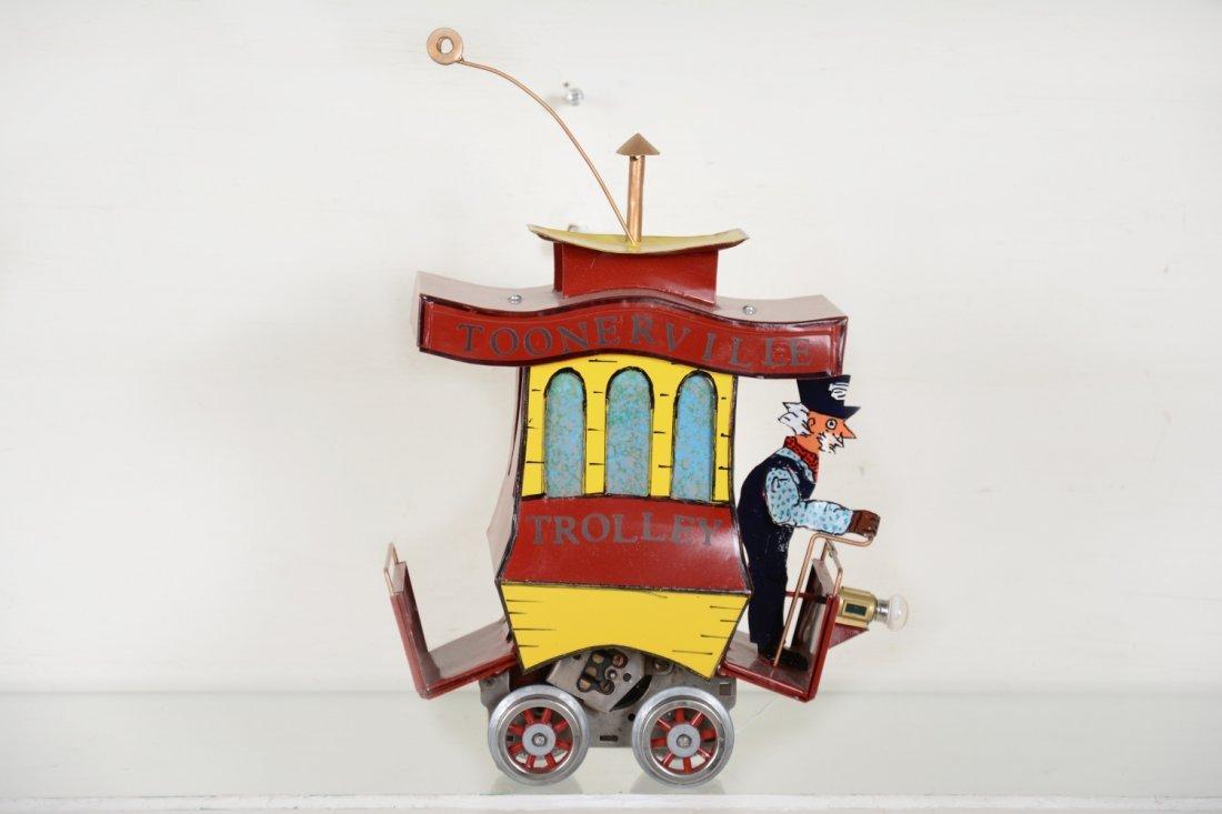 Bob leDuke Standard Ga Toonerville Trolley