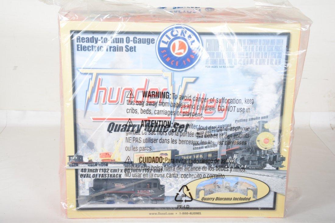 Lionel 30124 Thunder Valley Quarry Mine Set