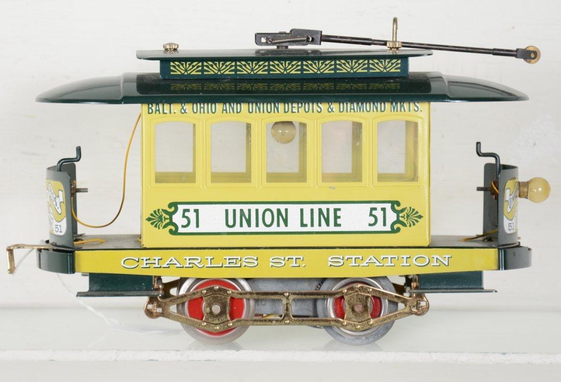 Mc Coy 51 Union Trolley