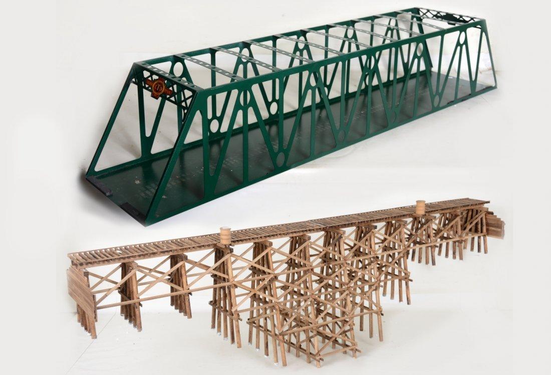48 Inch Bridge & Trestle Lot