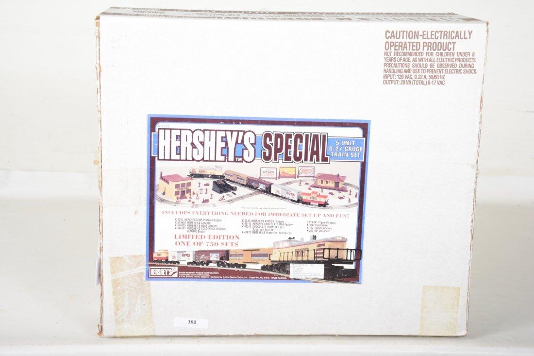 K-Line 1612 Hershey's Special Set