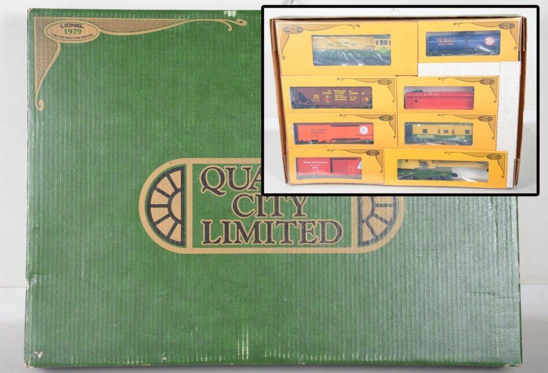 Lionel 1971 Quaker City Limited